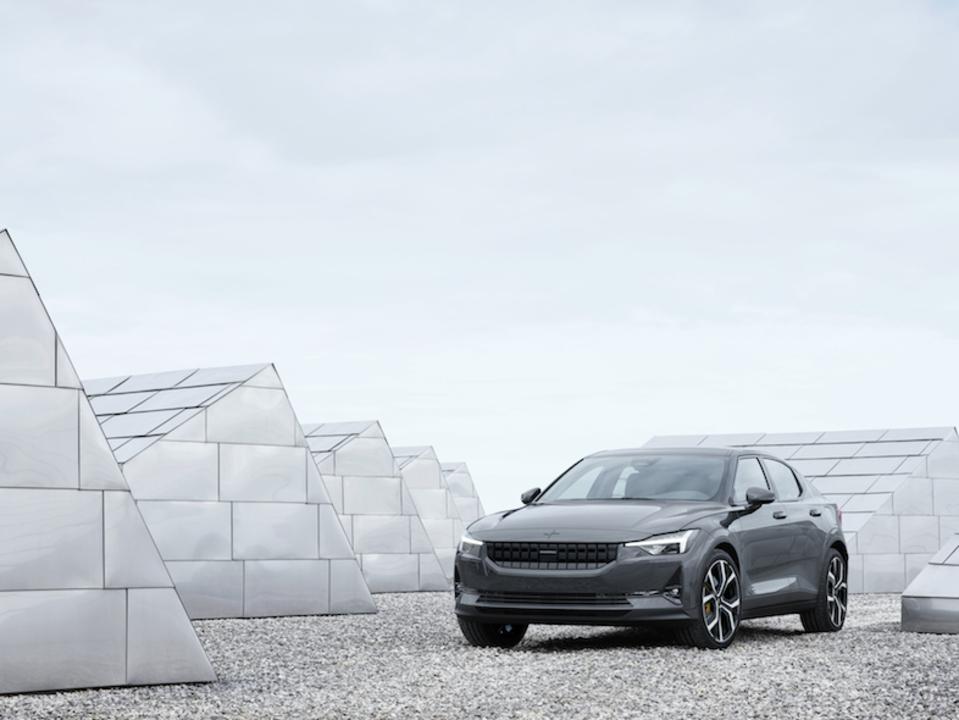 Volvoのサブブランドから電気自動車「Polestar 2」登場! ライバルはTesla Model 3