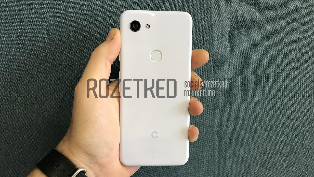 Pixel 3 Lite/Lite XL登場は遠くない? FCCにモデル名登場か