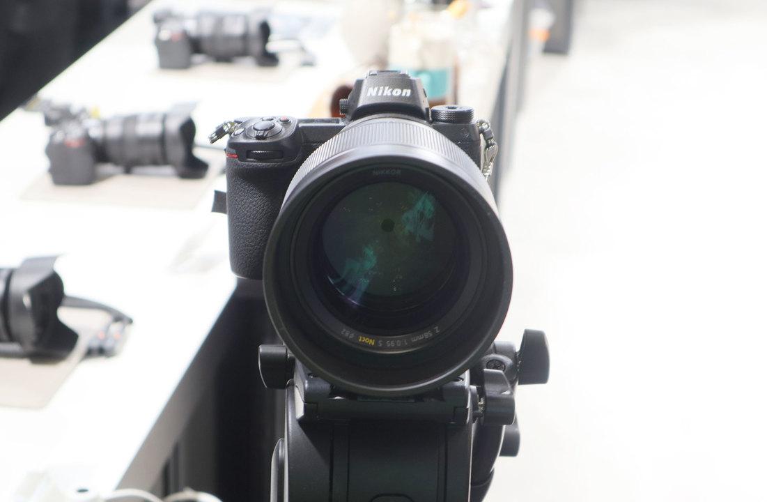 ファンシー異世界に転生できそう。ニコンの巨砲レンズ「NIKKOR Z 58mm f/0.95 S Noct」 #CPPLUS
