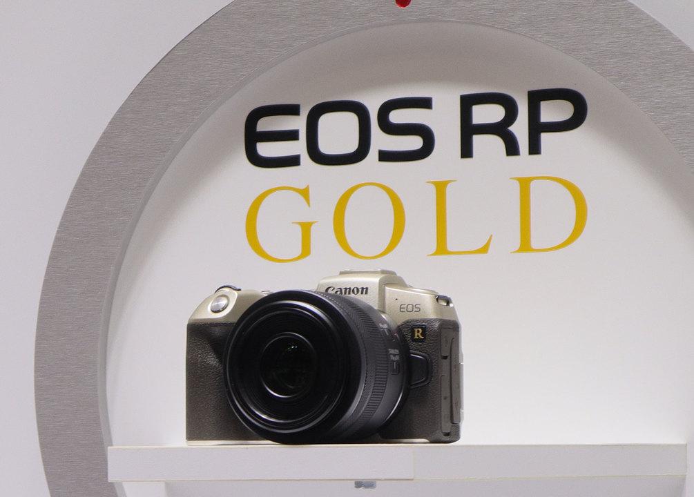 小さくて、軽くて、握りやすい。普段使いしたいフルサイズ「EOS RP」#CPPLUS