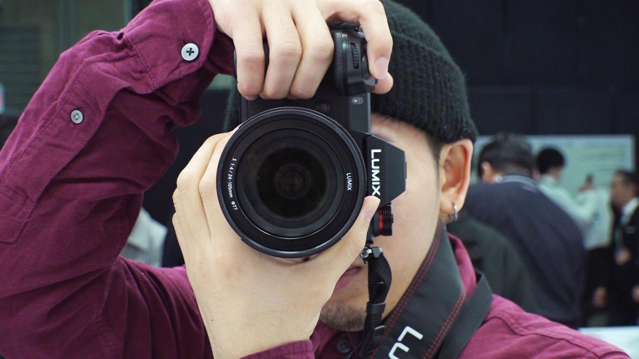 すべての画が作品になる。「LUMIX S1/S1R」は素人も撮りたくなるカメラ#CPPLUS