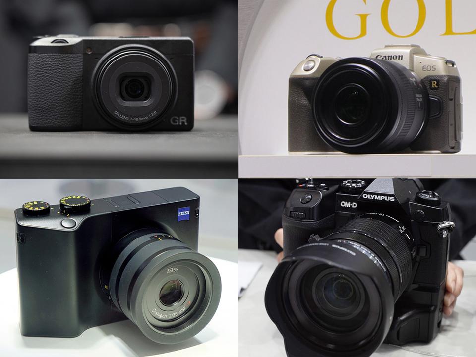 【読者アンケート】カメラの祭典「CP+2019」、なにが欲しくなった?