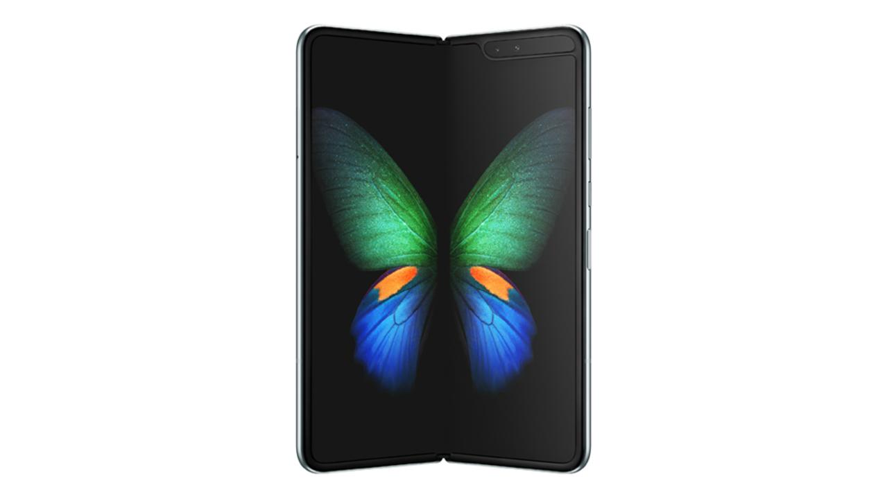 SamsungがAppleに折りたたみディスプレイを売り込んでいる?