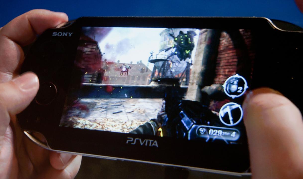 PS Vita、全モデルが出荷終了に…
