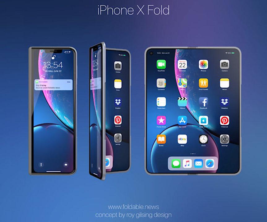 折りたたみiPhoneでないかなー。「ゴリラガラス」のメーカー、折りたたみスマホ用ガラスを開発中