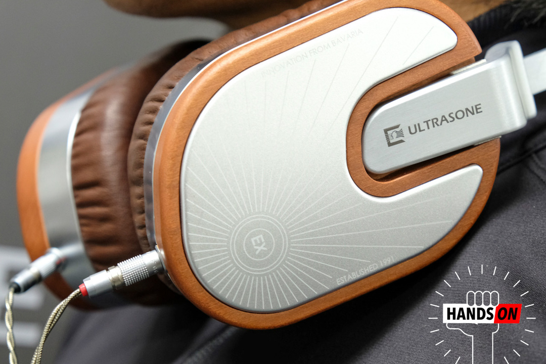 40万のヘッドフォンを聞いたら、お買い得かと一瞬思ってしまった。Ultrasone「Edition15 Veritas」ハンズオン