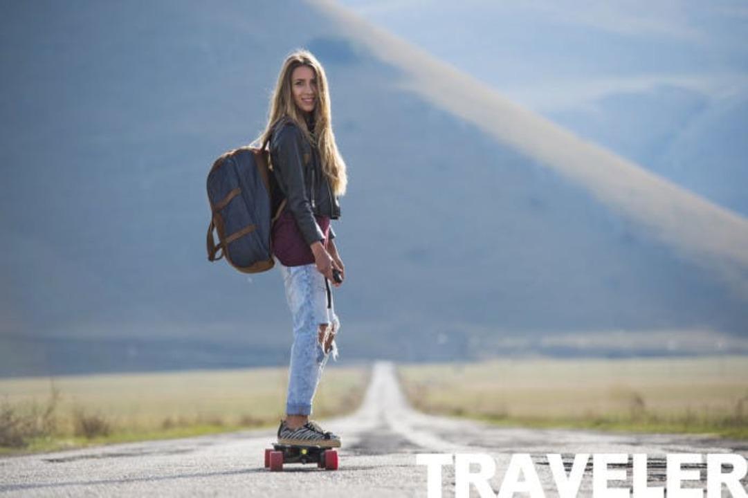 旅行の移動手段として最適かも?電動スケートボード「Linky」の3つの魅力