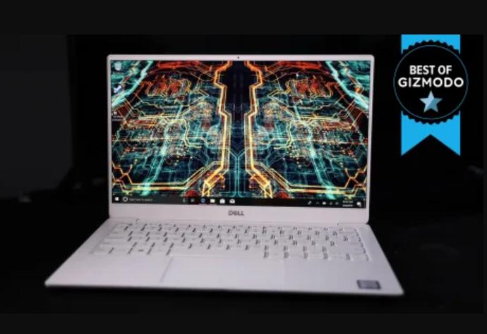 07aadb8dd9 非の打ち所がない。Dell XPS 13レビュー | ギズモード・ジャパン