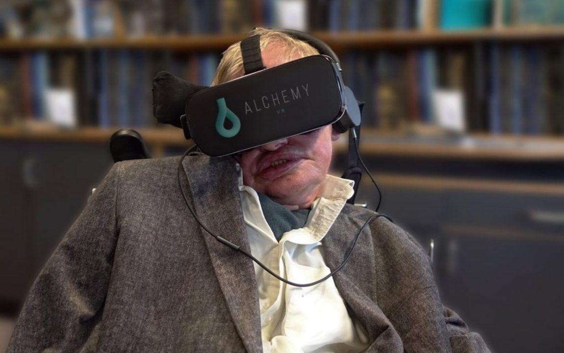 スティーブン・ホーキング博士が生前に取り組んでいたVRブラックホール旅行、2020年にお目見え