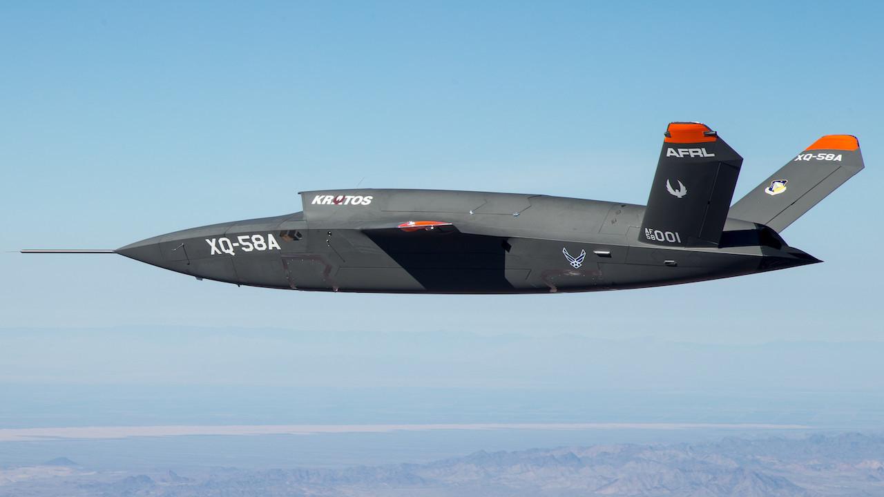 大空を舞う戦乙女。アメリカ空軍が戦闘ドローン「XQ-58A Valkyrie」の動画を公開