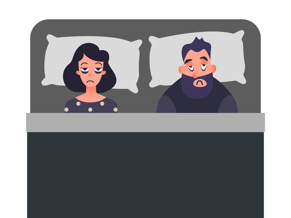 子どもが生まれてから6年間、親は十分な睡眠が取れないという研究結果