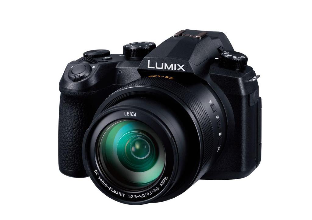 新機能てんこ盛り。使いやすさが半端なさそうな高倍率ズームカメラ「LUMIX FZ1000 M2」