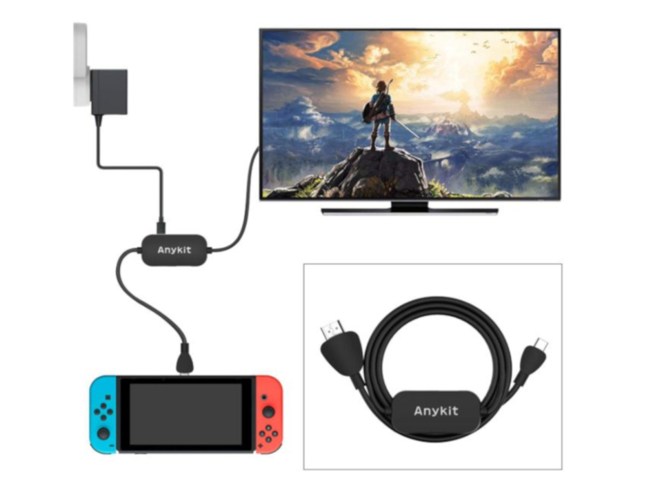 【きょうのセール情報】Amazonタイムセールで80%以上オフも! Nintendo Switch対応HDMI変換ケーブルや1,000円台の超小型ワイヤレススピーカーがお買い得に