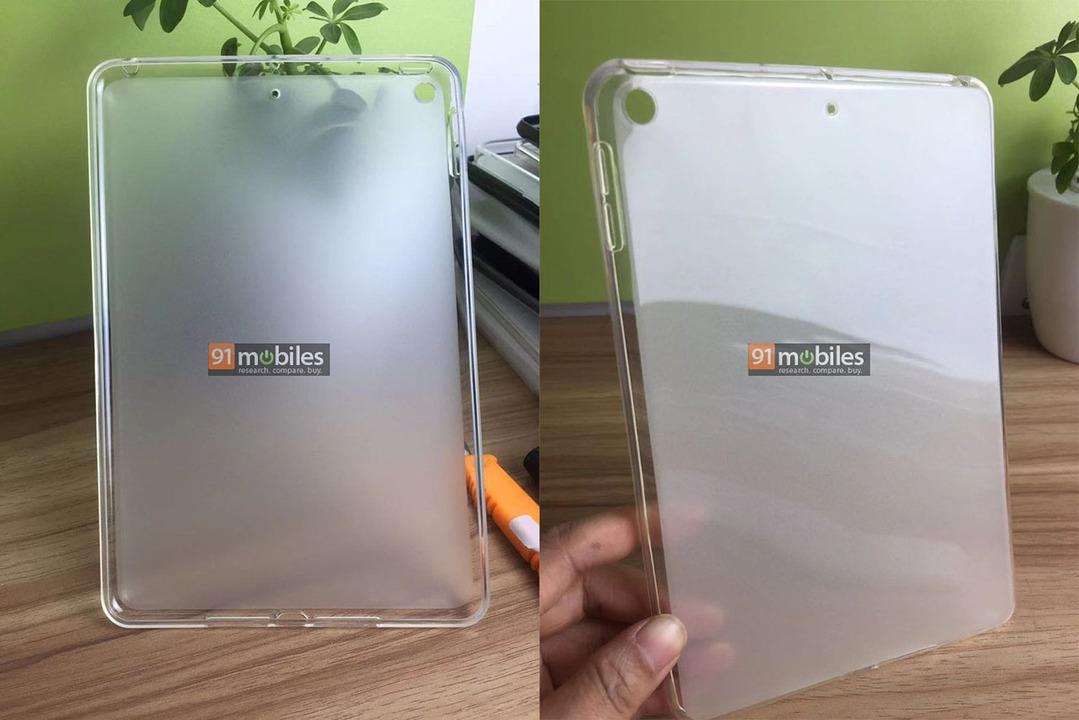 新形iPadは10.2インチと10.5インチに? 新iPad miniのケース画像もリーク!