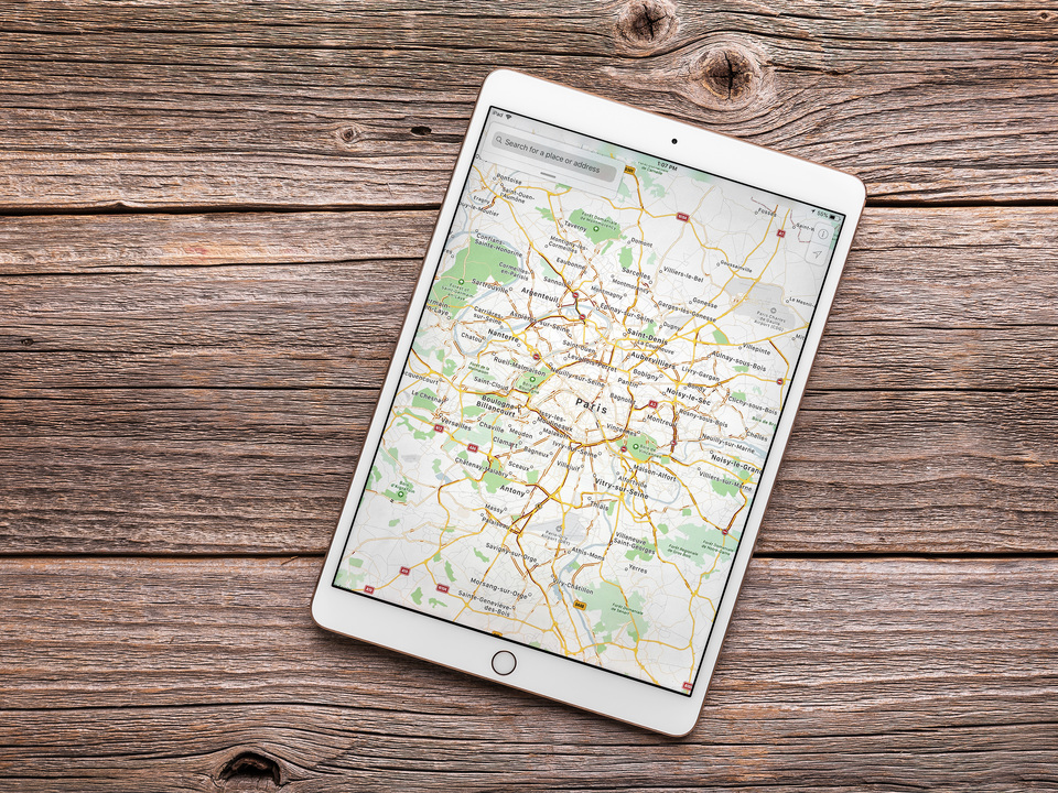 Appleの「マップ」、日本各地で自動車による地図イメージ収集へ