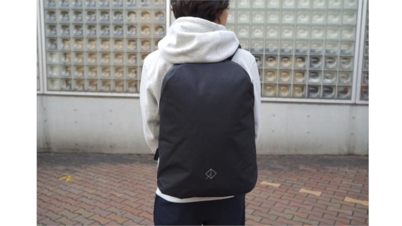 これはスマートなバックパックの完成形だ! 防犯性と機能性を追求したWEXLEYの「URBAN BACKPACK」