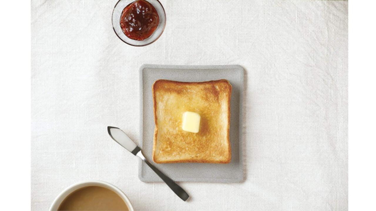 エコカラットで焼き立ての食感を持続!朝ごはんがもっと美味しくなりそう〜!