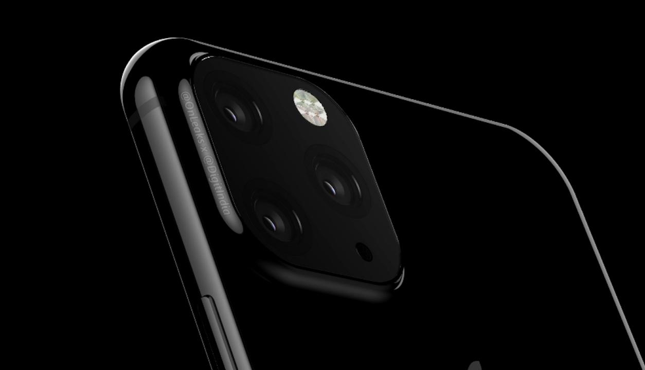 新型iPhoneの3カメラデザインは「Mate 20 Pro」風に?