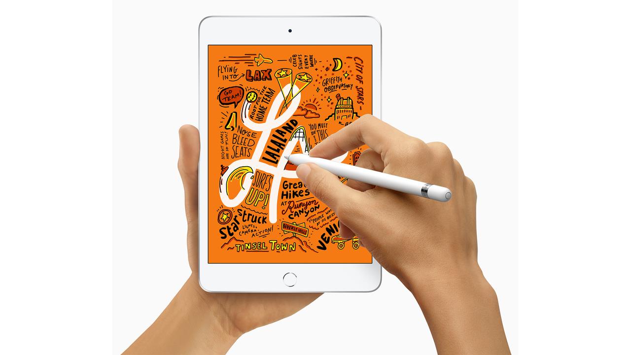 新型ipad Mini発表 僕らが望んだminiの続編 ギズモード ジャパン