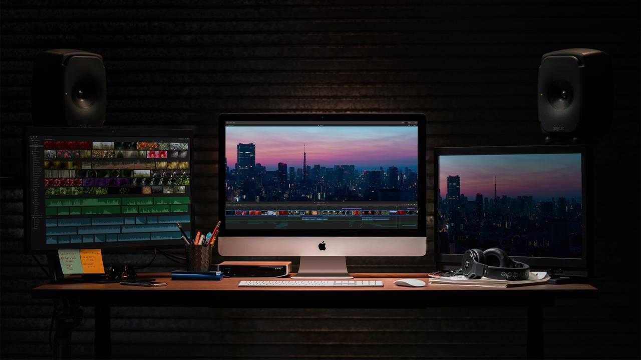 iMacもサイレントアップデート! 8コア! 第9世代Intel Coreプロセッサも選べるぞ!