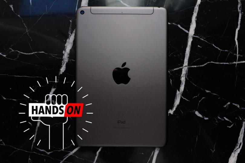iPad mini(2019)先行ハンズオン:iPad miniは愛されたまま、Apple Pencilと進化する