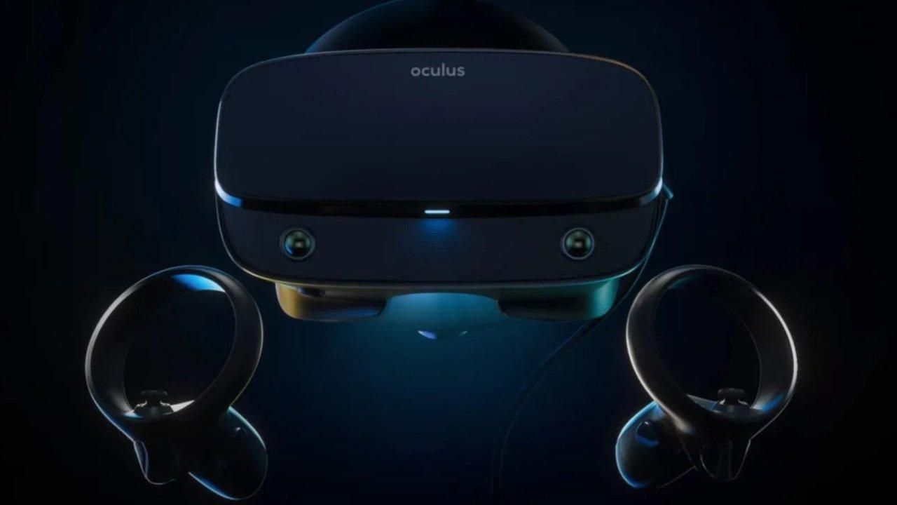 新しいOculus Rift SはRiftとどう違うの?