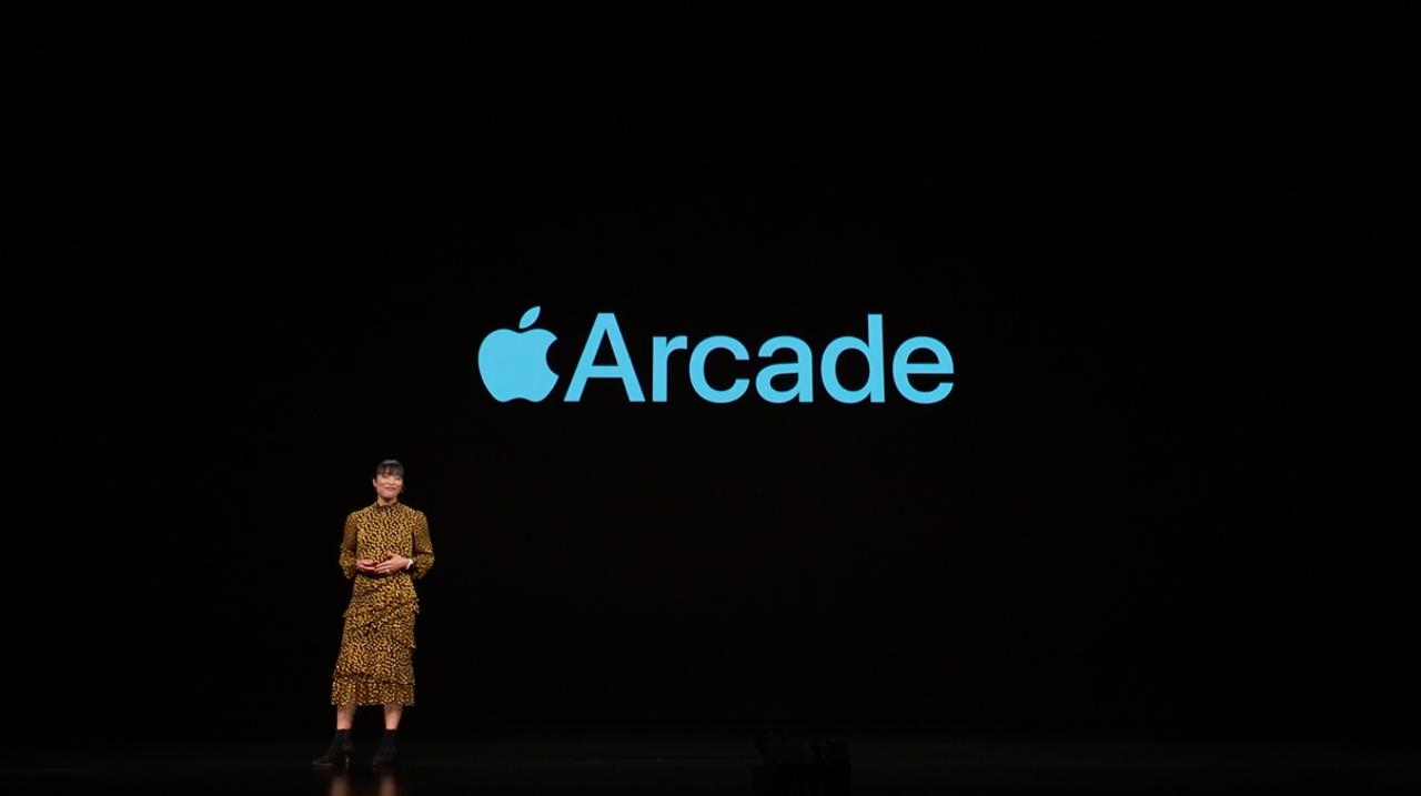 新ゲームサービス「Apple Arcade」について知っておくべきことすべて