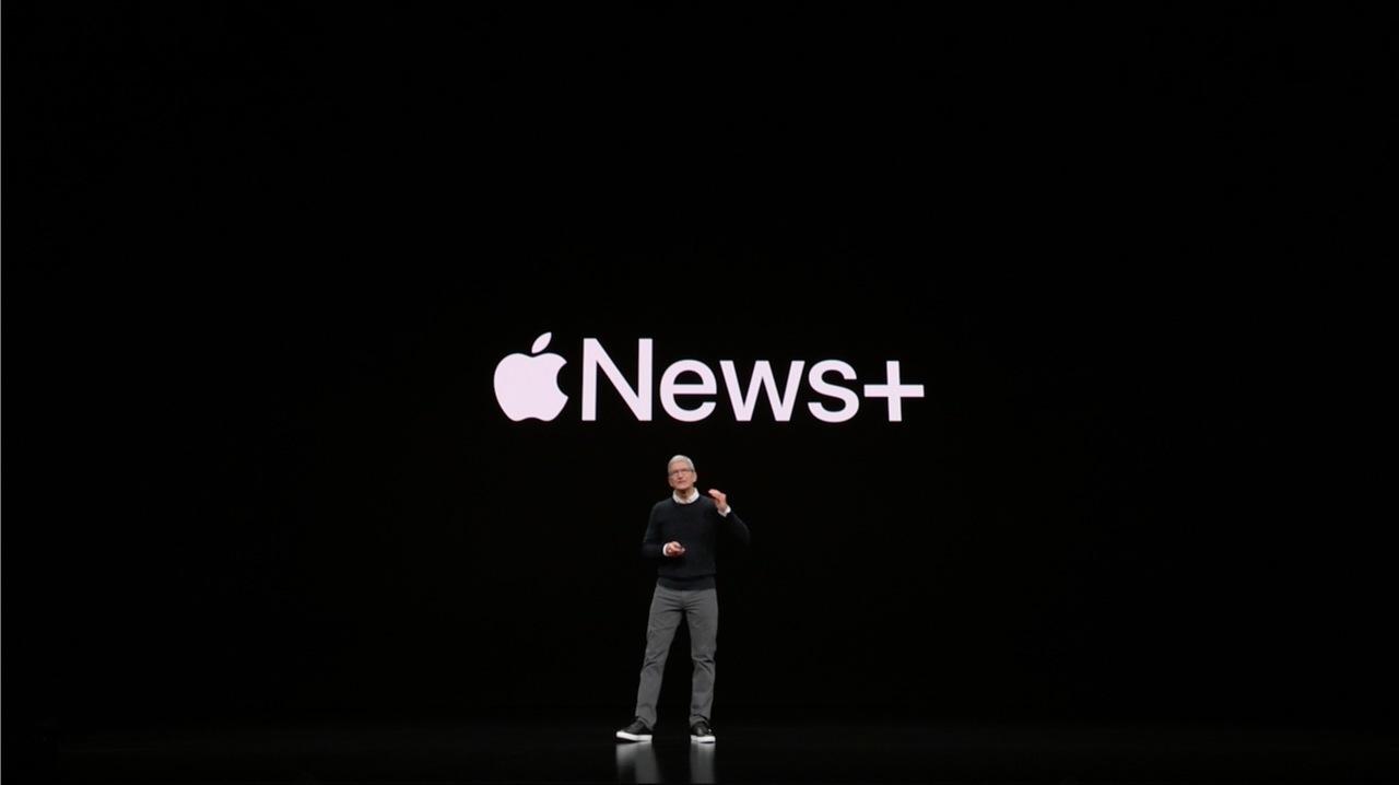AppleNewsに+。Appleの雑誌の定期購読サービス「AppleNews+」発表【追記あり】