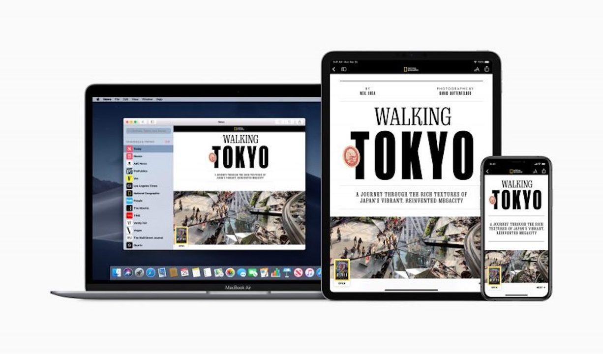 iOS 12.2配信開始。Apple News+や新Animojiが登場しました