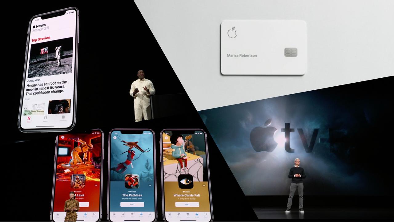 今日のAppleイベントで発表されたものまとめ! サービス4つ、ハードも1つ!?