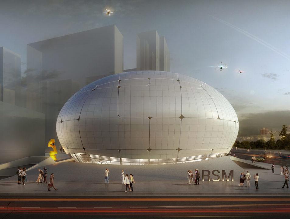 2022年、ロボットがソウル市にロボット科学博物館を建てる