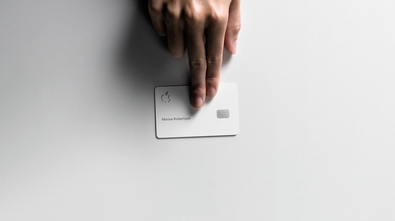 Apple Cardの詳細さらに。チタンカードの再発行は無料です