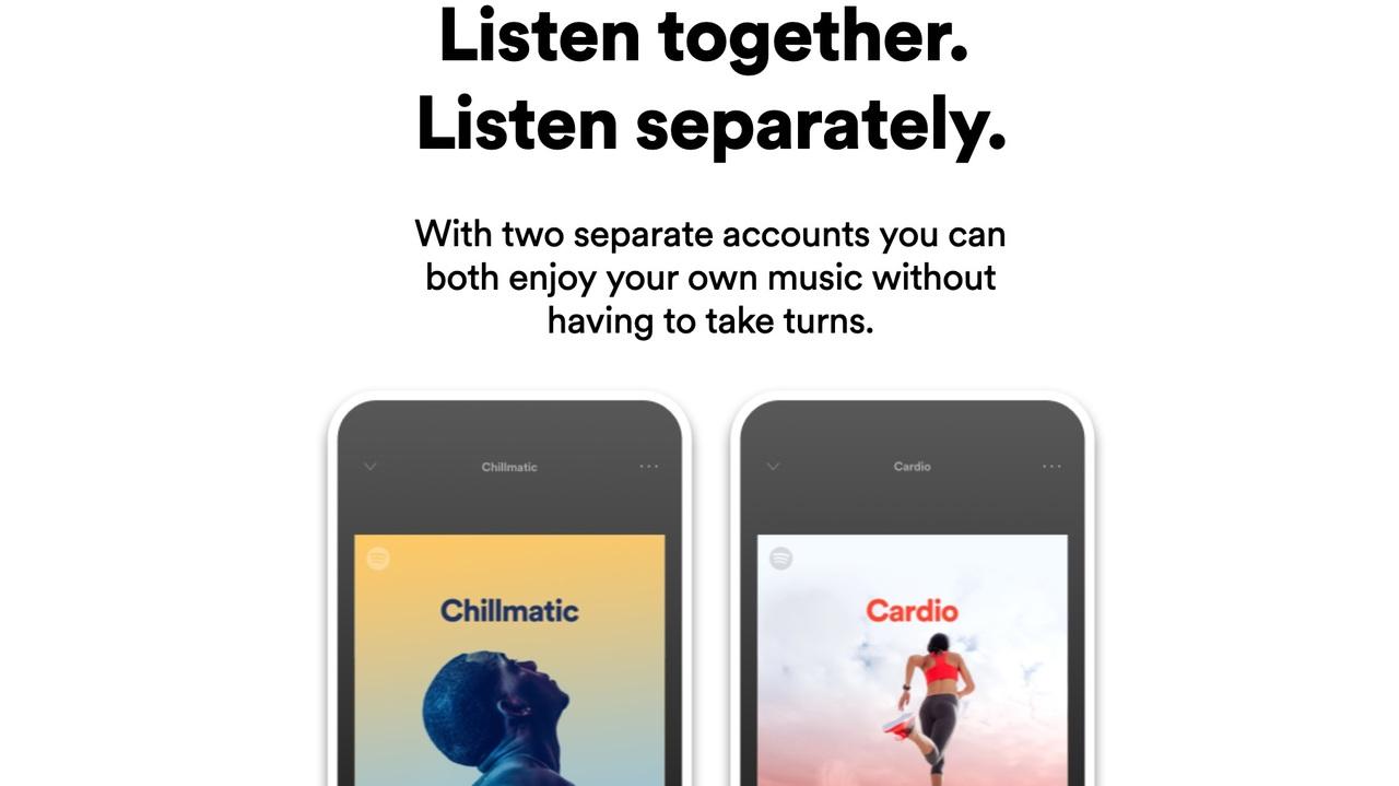 Spotifyが2人用プランをテスト中。専用のプレイリストシェア機能なども
