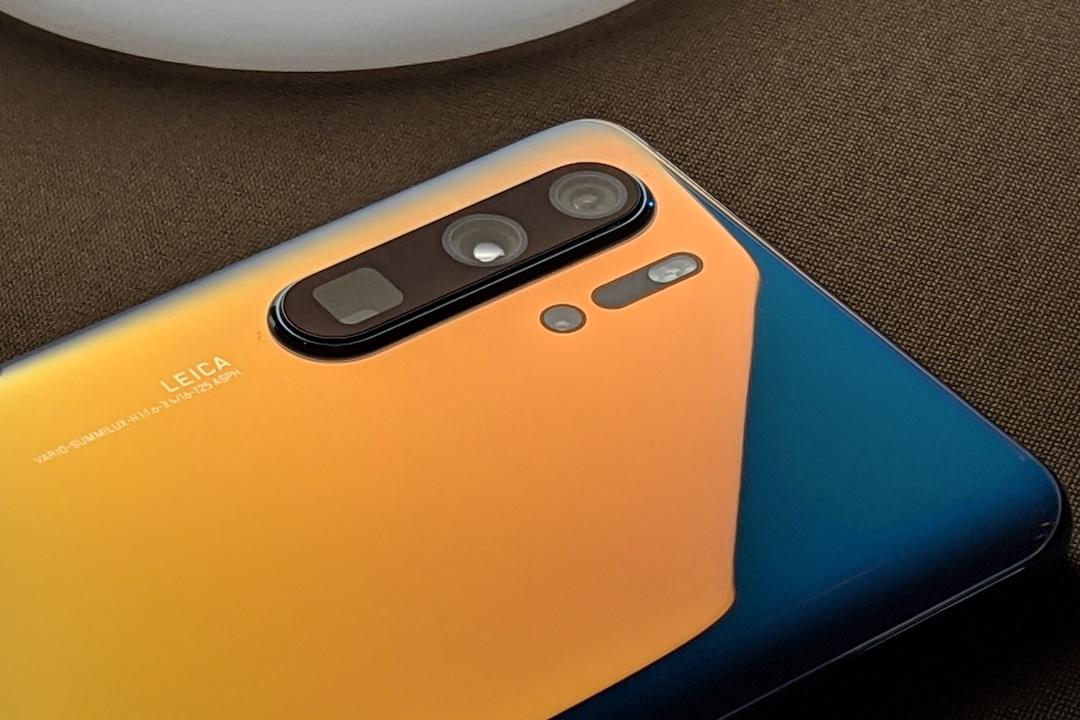 Huawei P30 Proのカメラ比較! iPhone XS&Pixel 3を相手にどこまでいける?