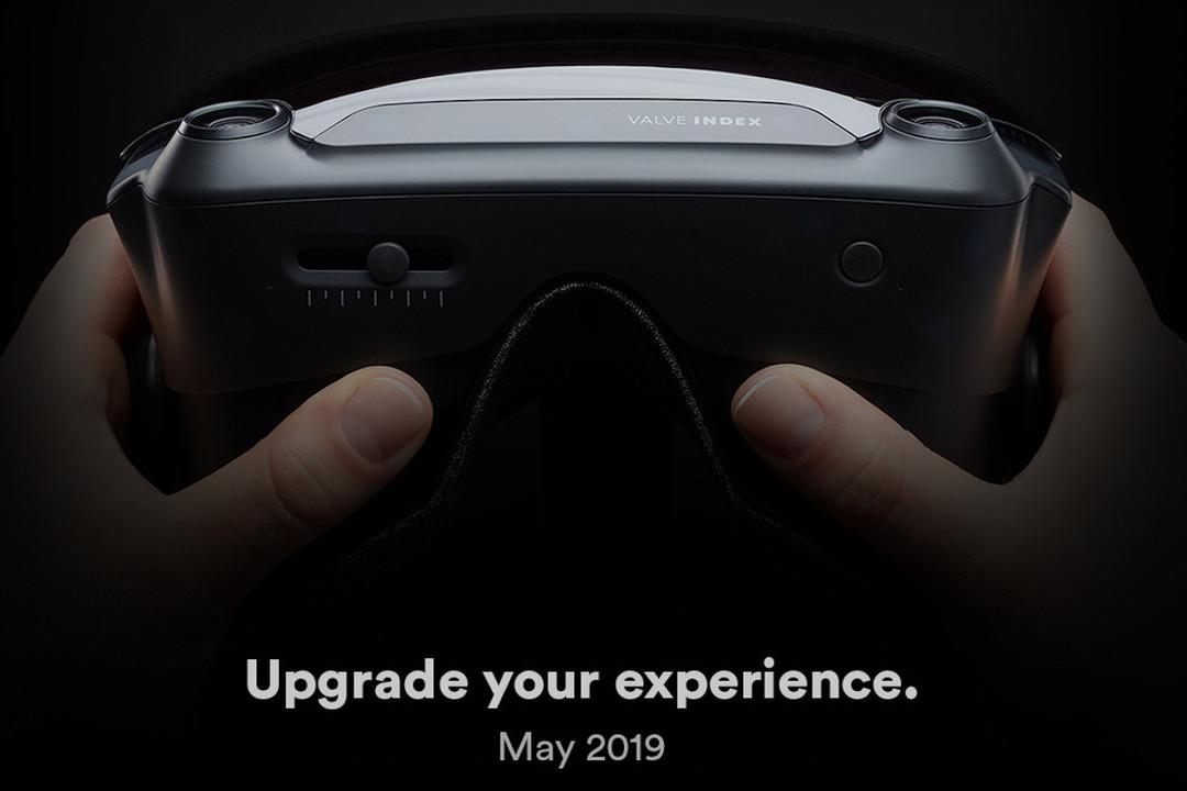 ゲームプラットフォーム「Steam」が新VRヘッドセットをチラ見せ。5月に正式発表へ