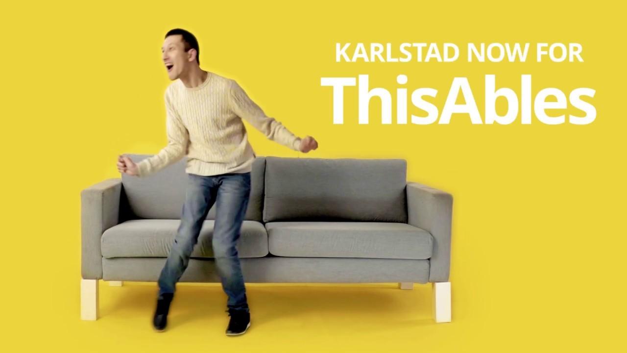 IKEAから障害者向け家具の新提案! 専用パーツを3Dプリンターで作るんだって