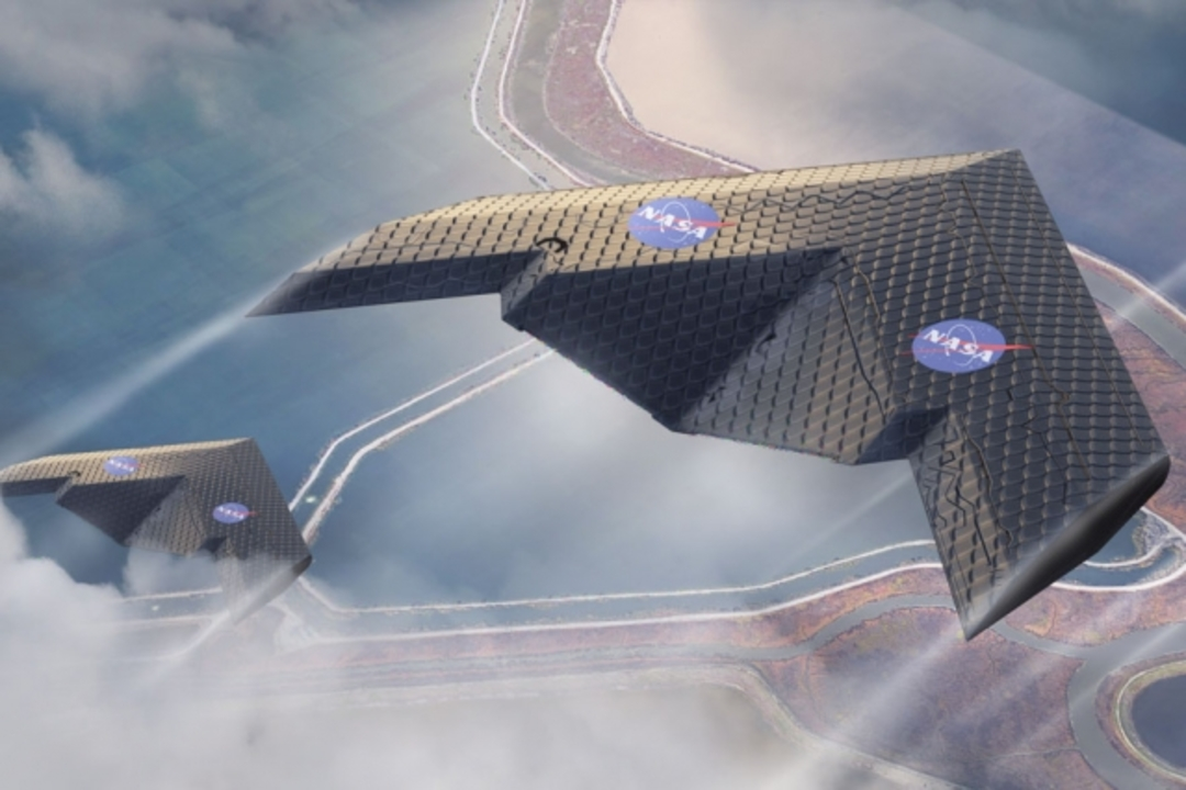未来の飛行機はムニュっとトランスフォーム。NASAとMITが研究する新時代の翼