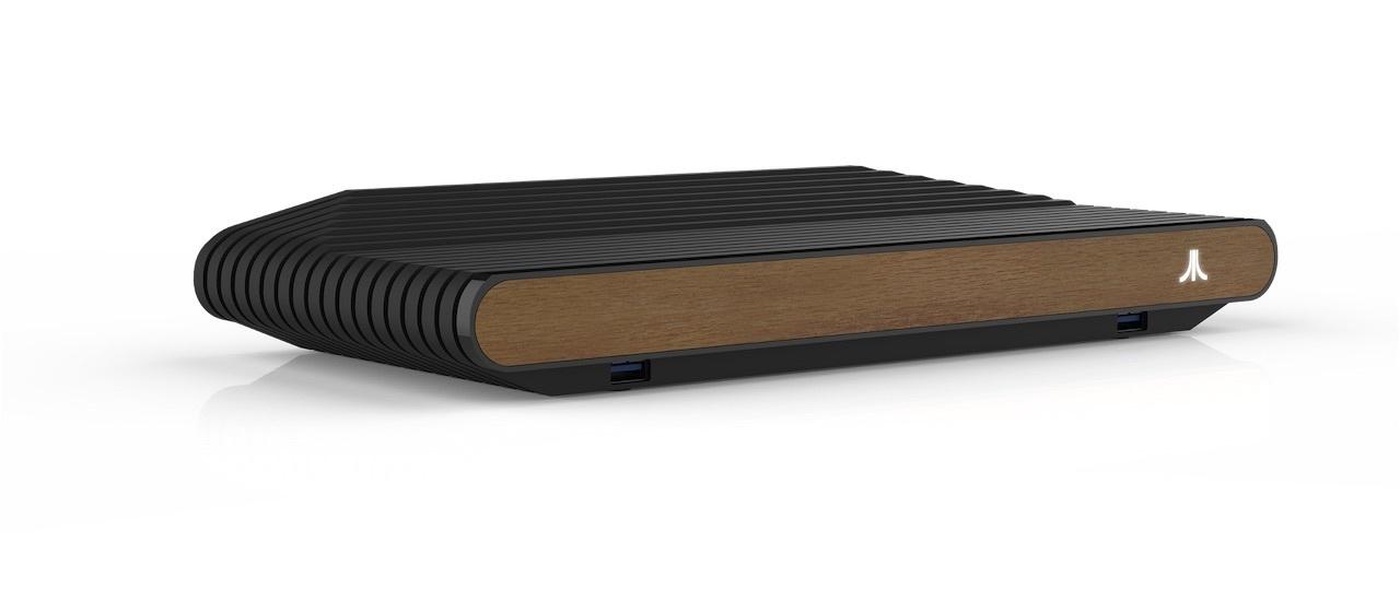 シックでいいじゃないですか〜。アタリ新型ゲーム機「Atari VCS」の量産デザインはこれ!