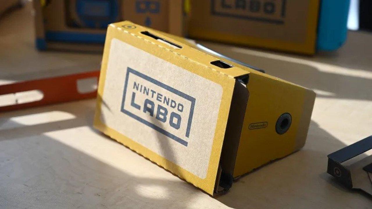 「VRゴーグルToy-Con」が、『スーパーマリオオデッセイ』と『ゼルダの伝説BotW』に対応! まじかー!