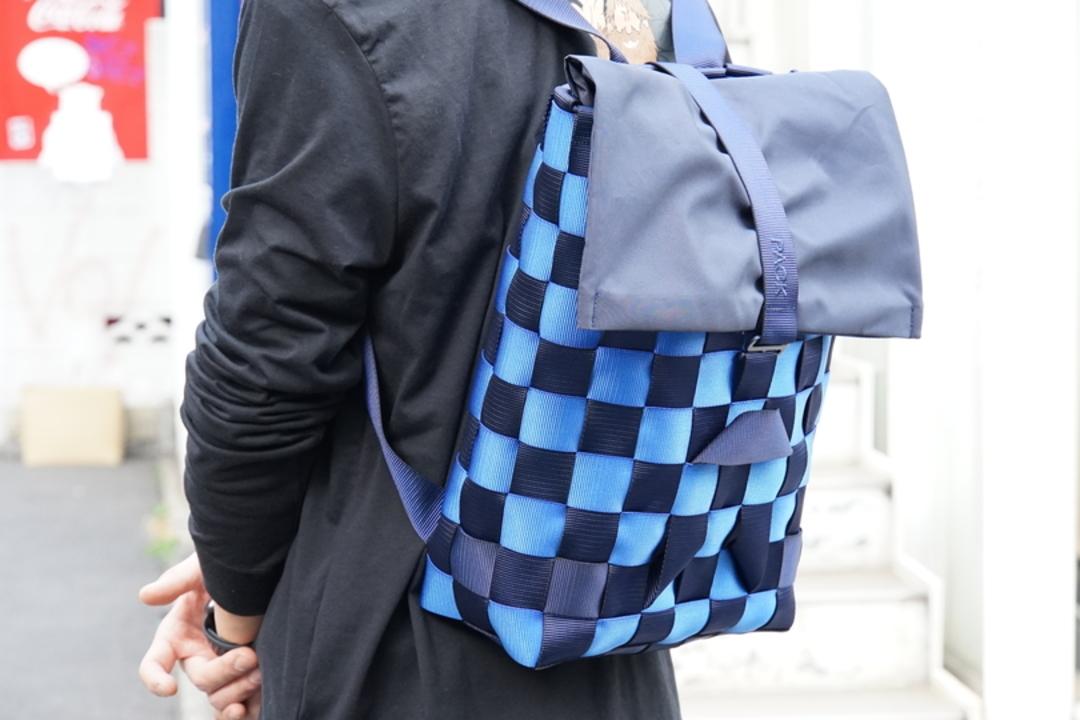 カスタムして自分好みに! 美しさとアイデアが詰まったPACKの「Basket Backpack」