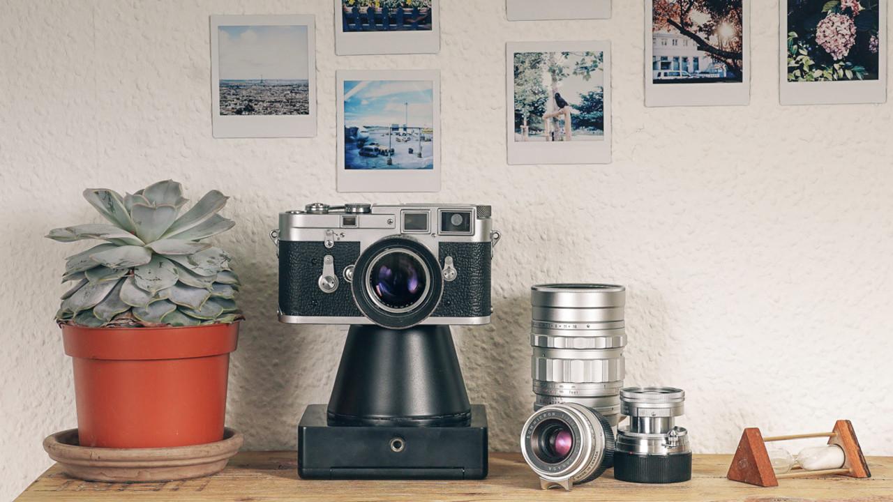 使っていないフィルムカメラ、インスタントカメラに変身させません?