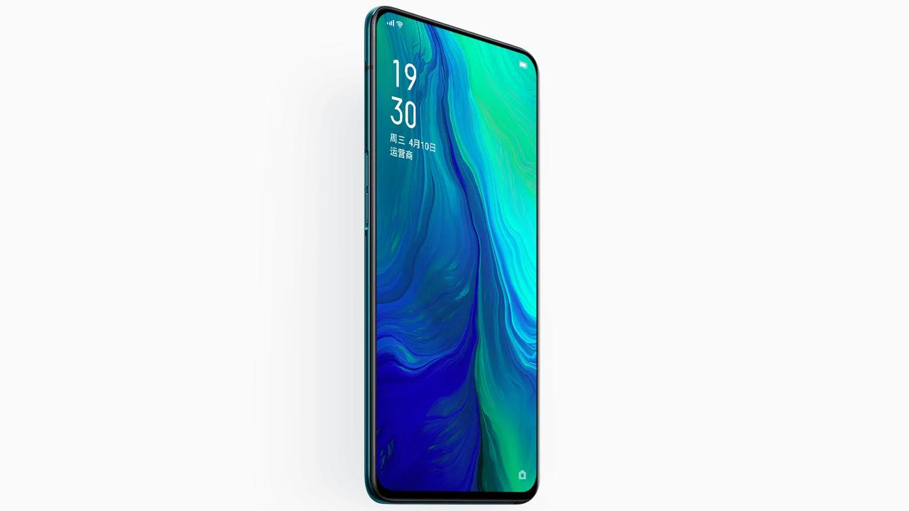 Huaweiに続きOPPOも「10倍ズーム」スマホ発表。ところで、インカメラはどこにあるでしょう?