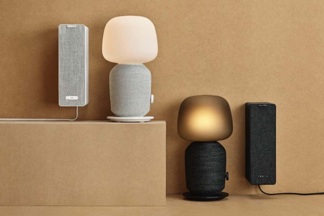 IKEAとSONOSが共同で作ったスピーカーが良い感じ