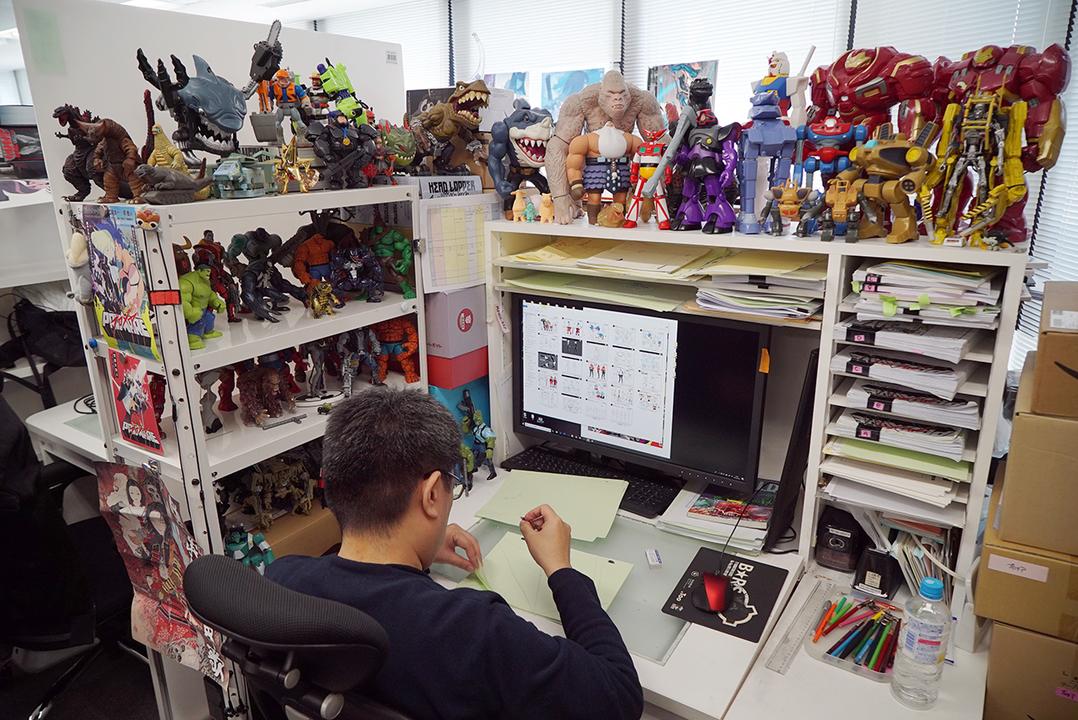 【スタジオ見学編】TRIGGERがおくる激アツ映画『プロメア』は、ここで生まれたッ!