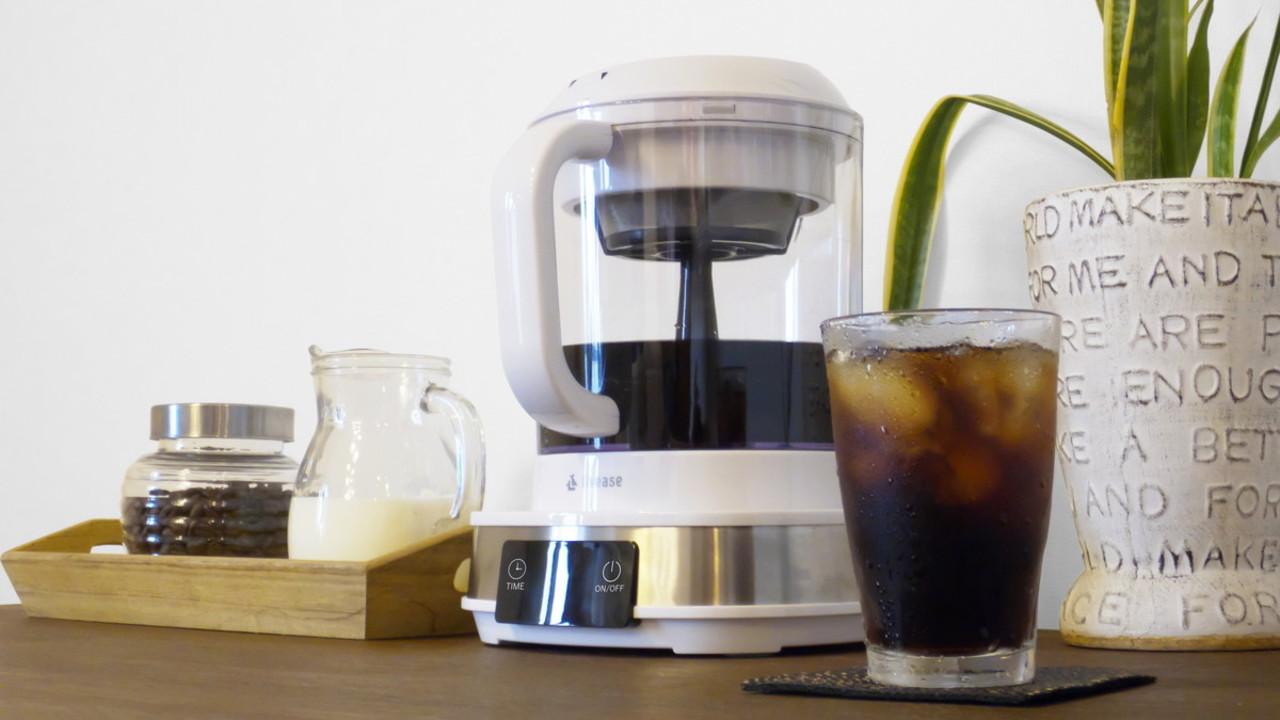 8時間かかる作業をたった20分で。時短にもほどがあるコーヒーメーカー