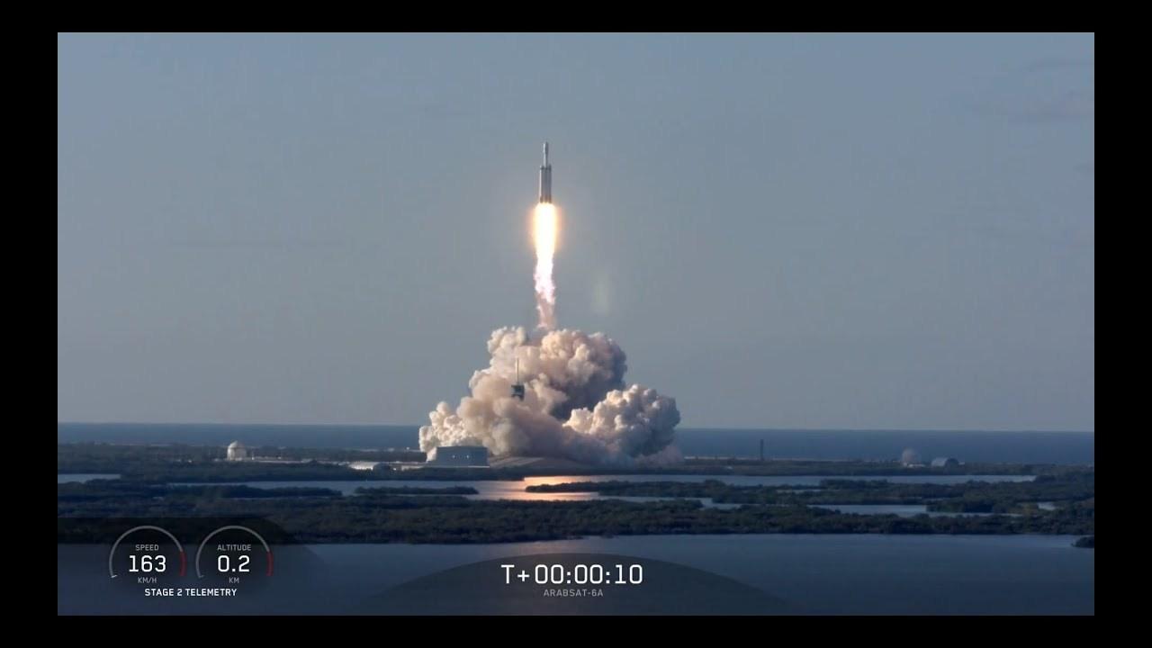 SpaceXのFalcon Heavyが完璧なミッションを成し遂げたぜ