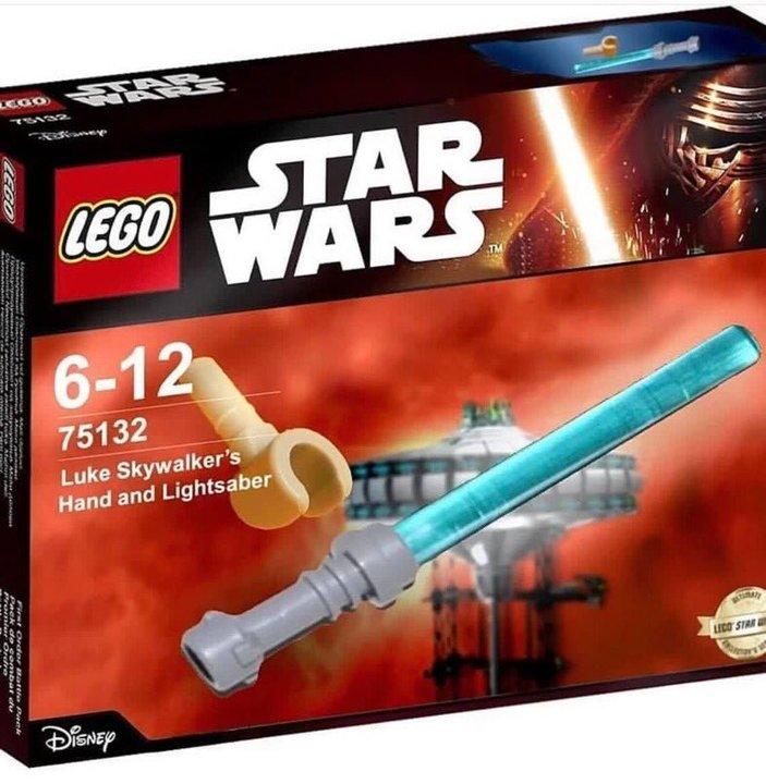 「レゴ スター・ウォーズ」史上最高のキットが爆誕。ルーク本人も降臨