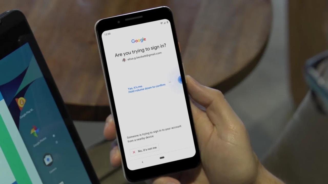 Android 7以降のスマホが、Googleアカウントの2段階認証セキュリティキーになる