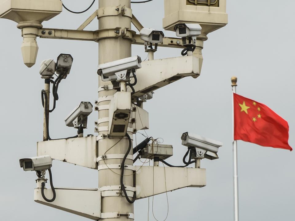 中国の警察は少数民族を識別するためにAIを使っている