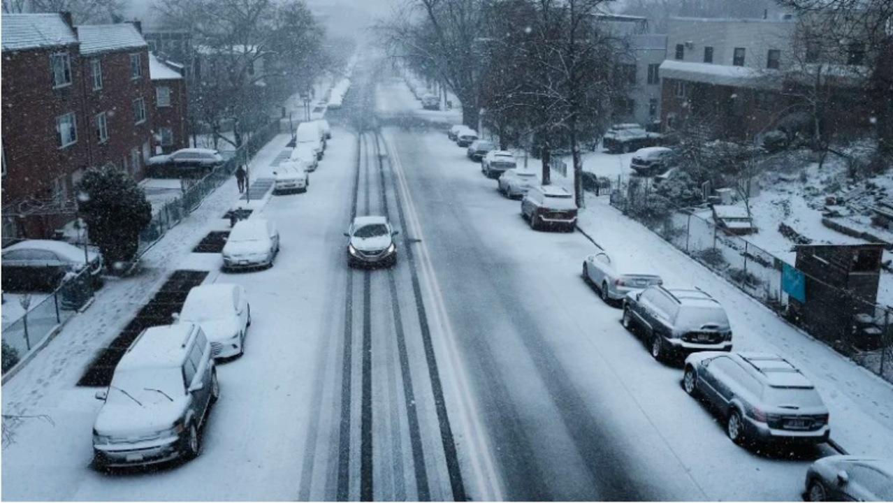 雪を使って発電する技術が誕生